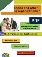 Add Agencies