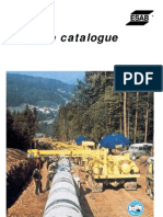 WELDING ESAB Welding Handbook XA00106720_ Pipeline Catalogue (eBook, 66 Pages)