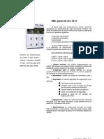 breve descripción sm6 gamas de 24 y 36 kv
