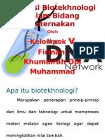Biotek Peternakan