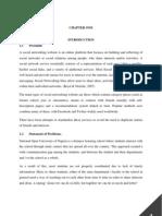 Development of Social Networking Site Final
