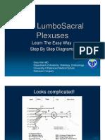 LumbaoSacral Plexuses Learn the Easy Way