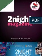 2night Maggio 2012 - Milano
