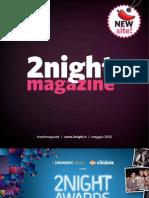 2night Maggio 2012 - Nazionale