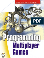 Programming Multi Player Games