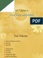 10 Talentos
