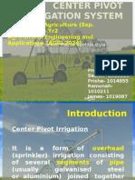 Center Pivot Irrigation System Ppt Presentation (2)
