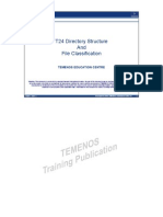 GEN4.T24 Directory Structure and File Classification