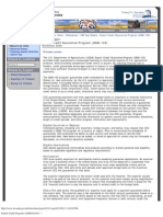 Export Credit Programs (GSM102_103) —