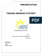 Presentation on Indian Banking System - Copy