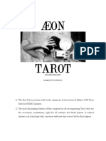AEon Tarot Deck