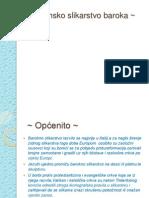 talijanskoslikarstvobaroka-120315150708-phpapp01