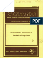 AGARD CP 391 Smokeless Propellants