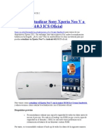 Actualiza Android 4