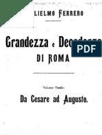 Grandezza e Decadenza di Roma 3