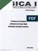 Física I - BF1AP2 - Problemas de Cinemática y Dinámica del Cuerpo Rígido - Movimiento Oscilatorio Armónico