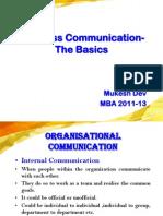 2 Communication Process Types