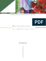 Biotecnología y Alimentación 2006 COTEC