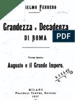 Grandezza e Decadenza di Roma 5