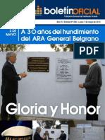 Boletín Oficial Nº 268