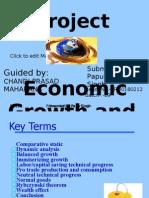 Eco Growth .Papu
