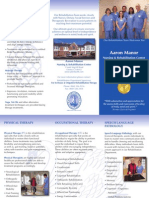 Aaron Rehab Brochure WEB
