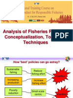 RTC-CCRF 2011_011 Analysis of Fisheries Problems