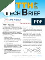 Ftth Tech Brief