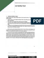 Bab2 Sifat Indek Dan Klasifikasi Tanah