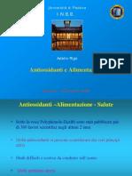 adelio rigo - antiossidanti e alimentazione - 2006