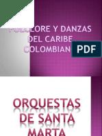Folclore y Danzas Del Caribe Colombiano - Copia