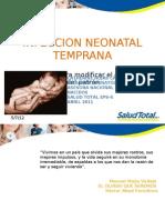 Infeccion Neonatal Temprana