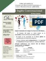 Curso Corto Ingles Conversacional