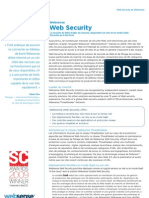Datasheet Web Security Solutions Fr