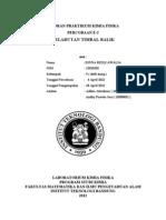 laporan PERCOBAAN E-2