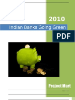 AG KC Finance Indian Banking Going Green