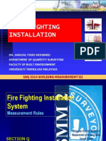 Fire Fighting Note
