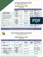 plano de Ação 2012 - Actualizado