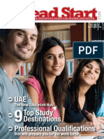 Headstart 2012 (The Definitive Guide to Higher Education)