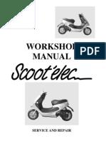 Scootelec Service Repair Manuel