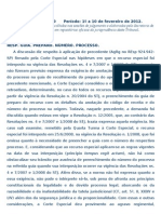 Informativo STJ n° 490