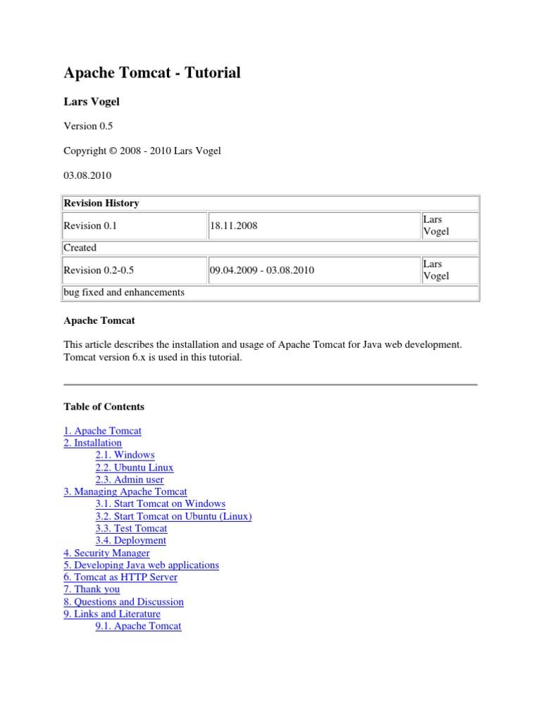 apache tomcat | java server pages | java servlet