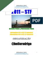 2011 - STF Organiza-¦ção @BelloRodrigo