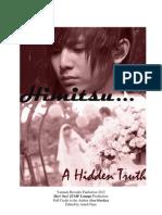 Himitsu, a Hidden Truth (Yamada Ryosuke Fan Fiction)