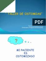 Salud Total Taller de Ostomias 2012