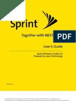 Sprint Userguide