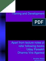 Training Development[1]
