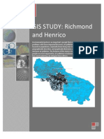 GIS STUDY Richmond and Henrico Air Quality and Race
