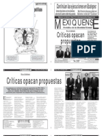 Versión impresa del periódico El mexiquense 7 mayo 2012