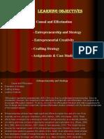 Entrepreneurship & Strategy PPT